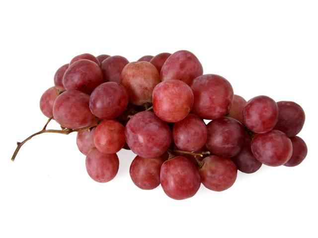Weintraube rot