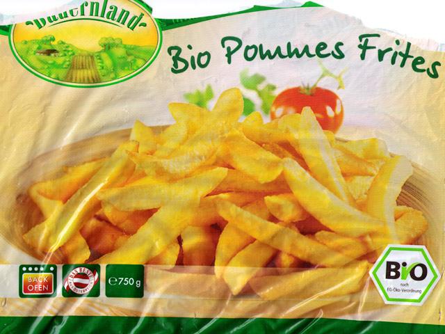 pommes kartoffeln bio