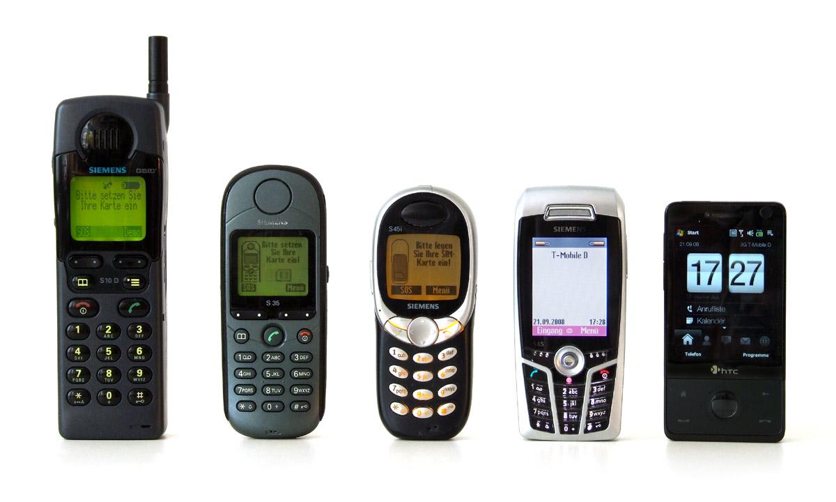 10 jahre mobil telefonieren kleine handy parade putzlowitscher zeitung. Black Bedroom Furniture Sets. Home Design Ideas