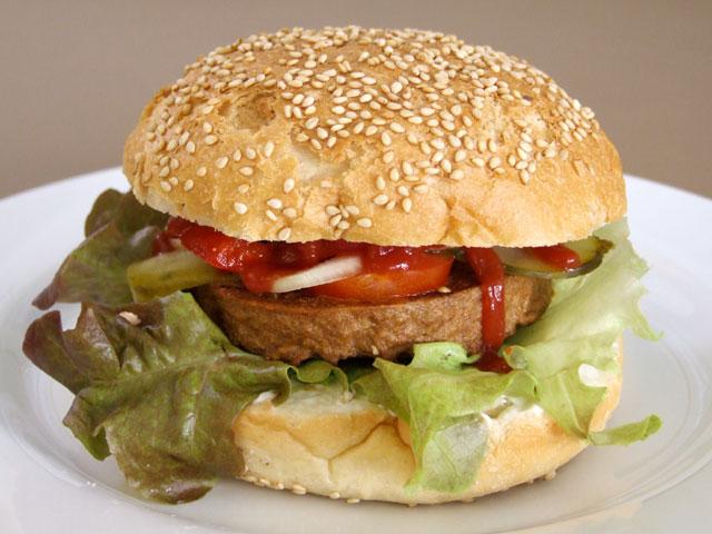 burger tomaten zwiebeln