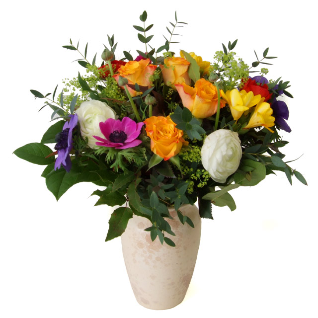 Blumen für das Buga-Ende und 850 Jahre Schwerin ...