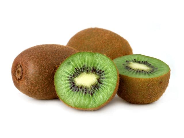 kiwi grün obst