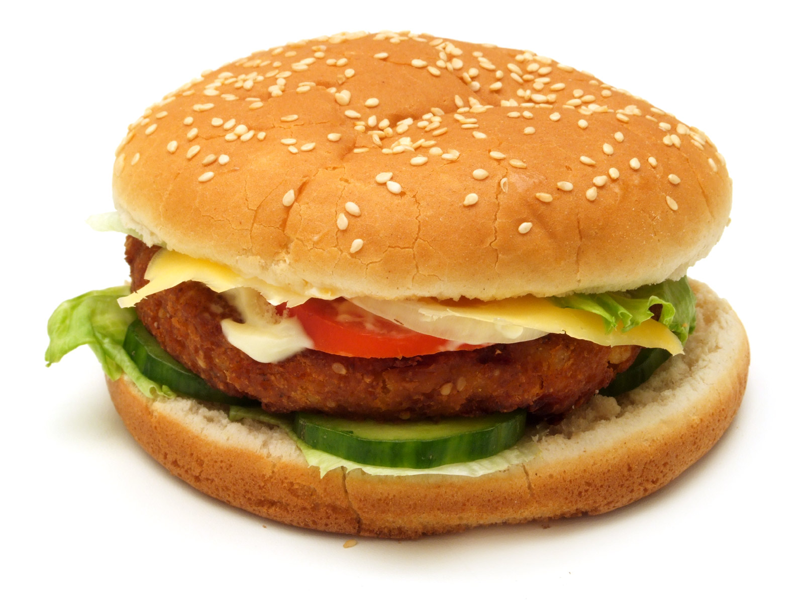 burger tomaten