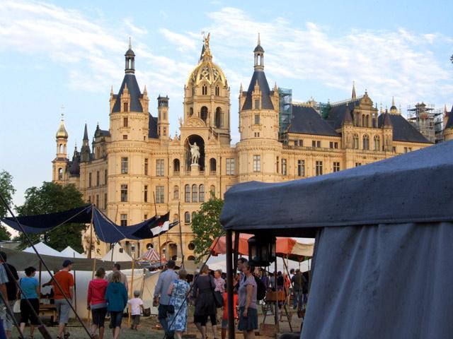 Mittelaltermarkt Schwerin