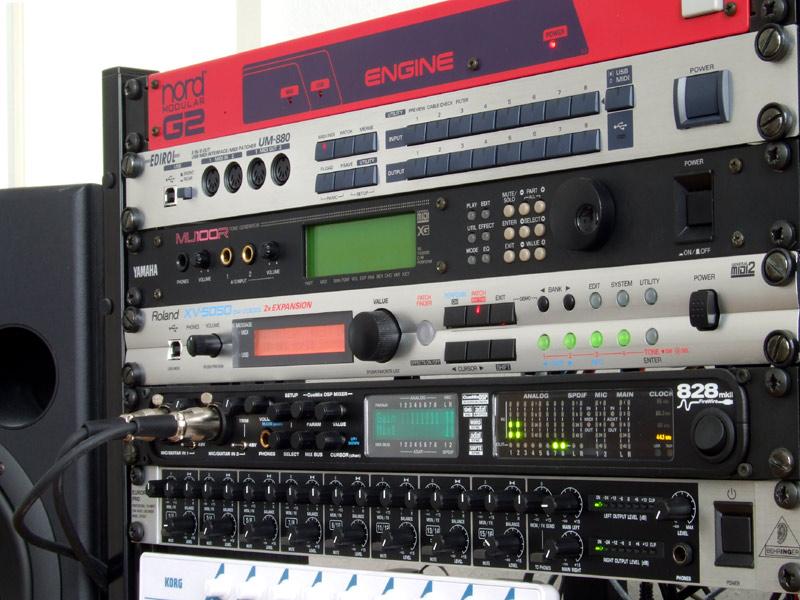 Musik-Elektronik