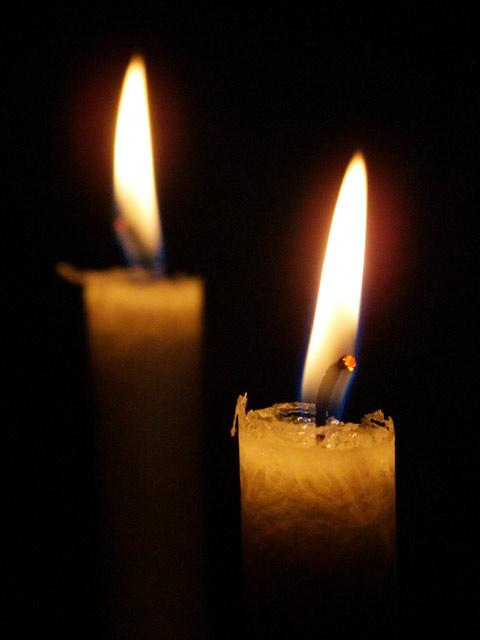 Kerzen 2. Advent
