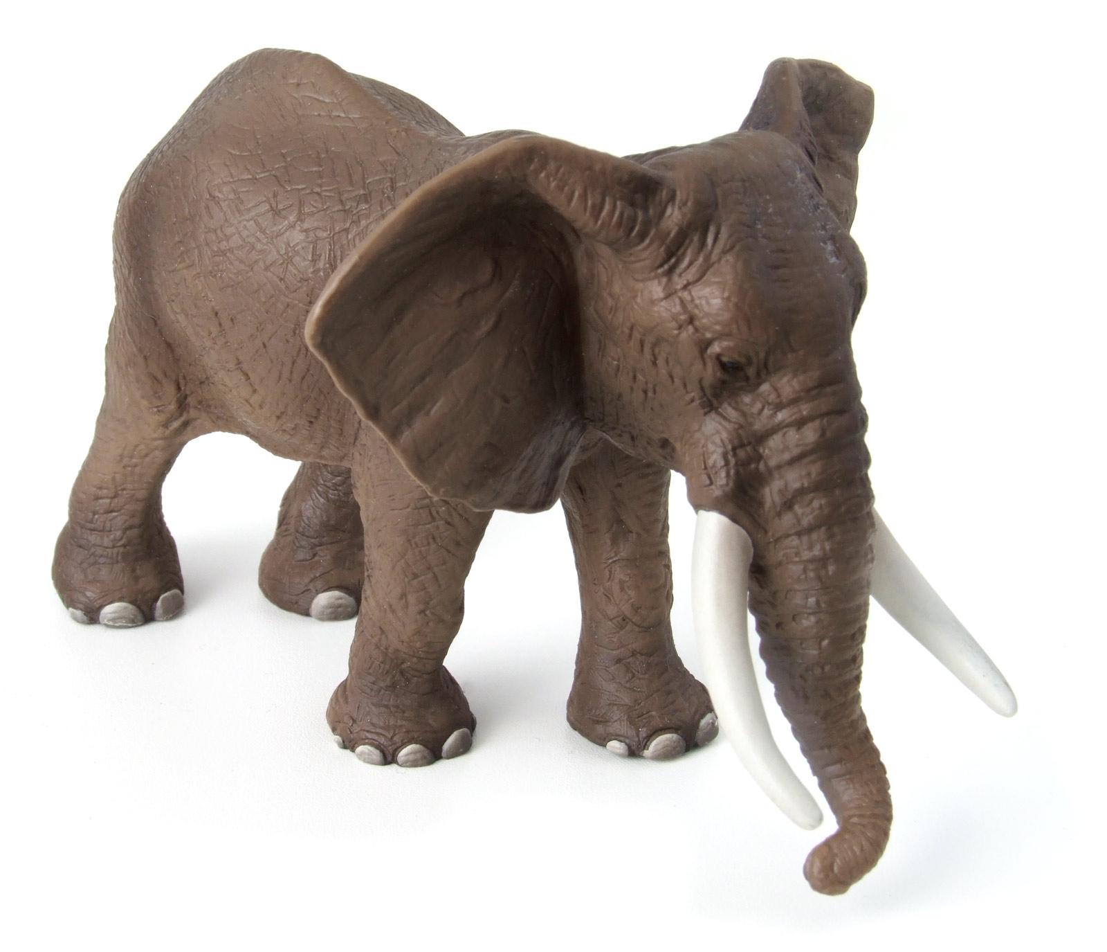elefant schleich afrika