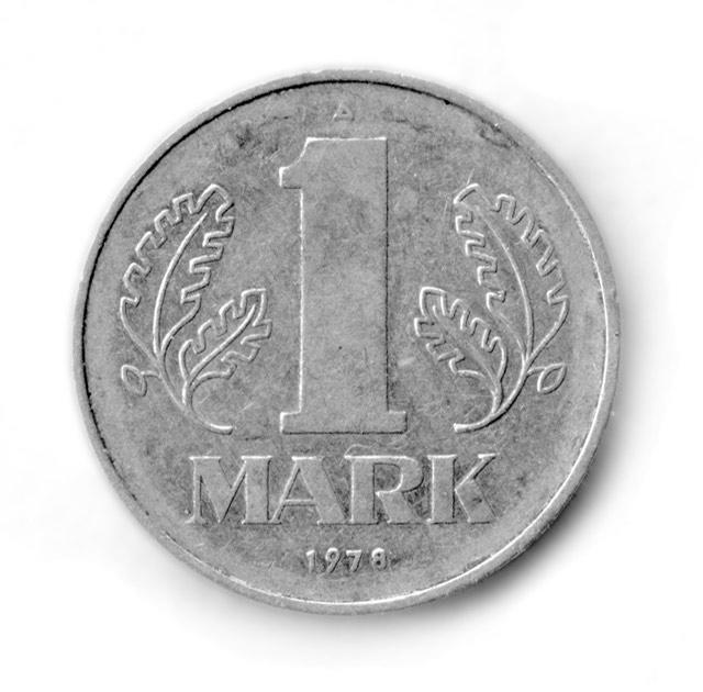 münzen ddr mark
