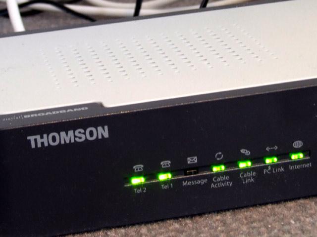 Internet Kabelmodem