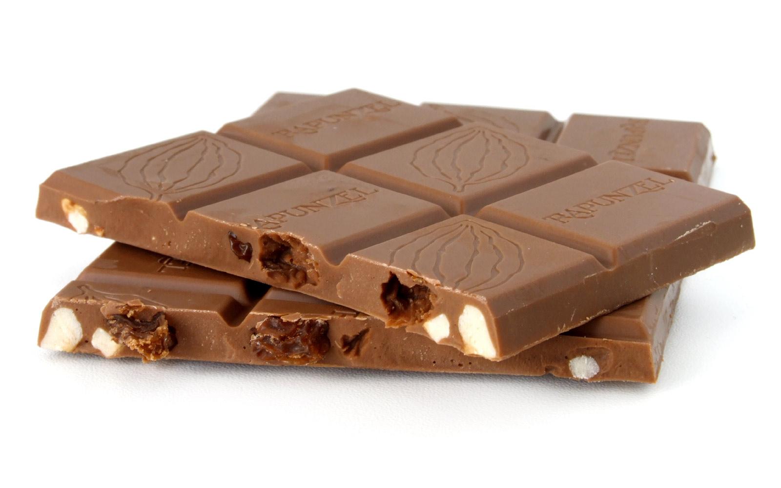 rum traube nuß schokolade