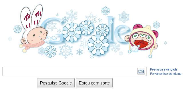 google-doodle wintersonnenwende 2011