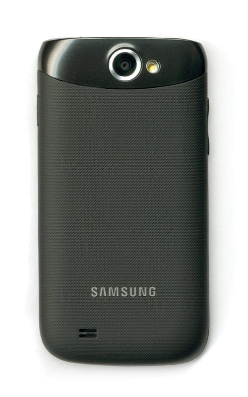 Samsung Galaxy W i8150 – Rückseite
