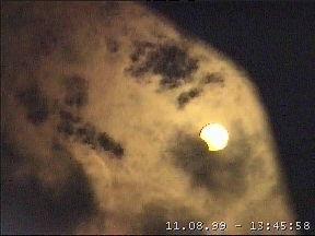 Sonnenfinsternis 1999 Ende