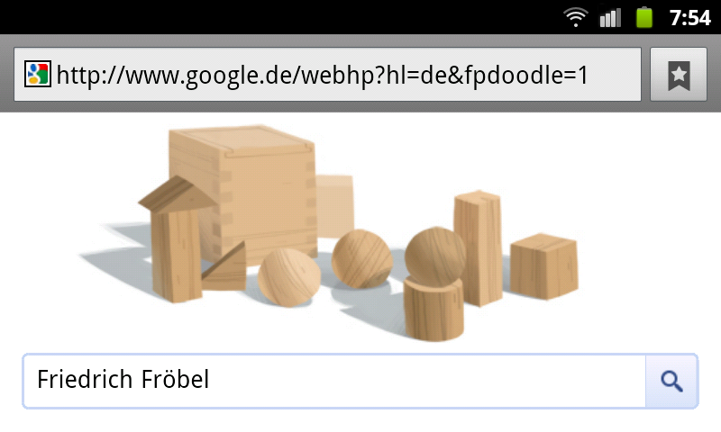 google-doodle friedrich fröbel
