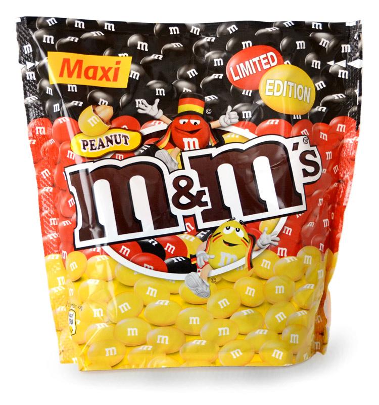 M&m Deutschland