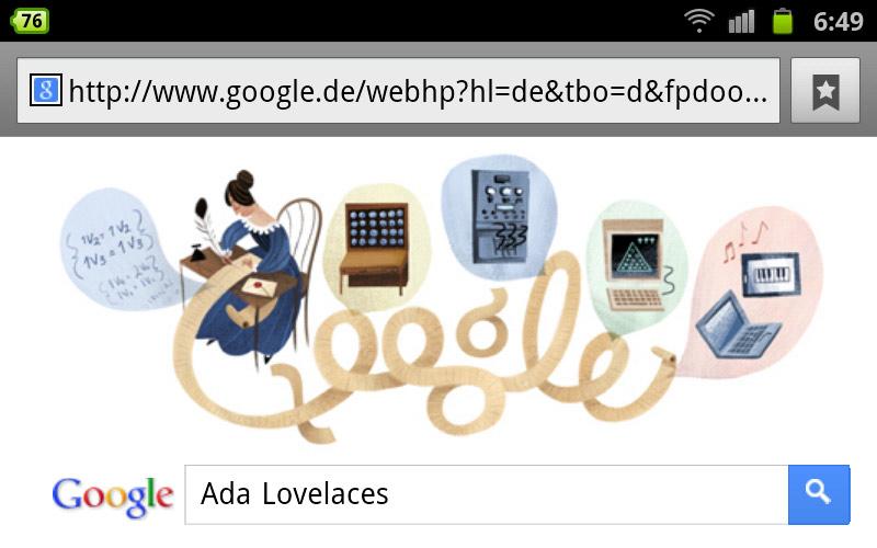 google-doodle ada lovelace