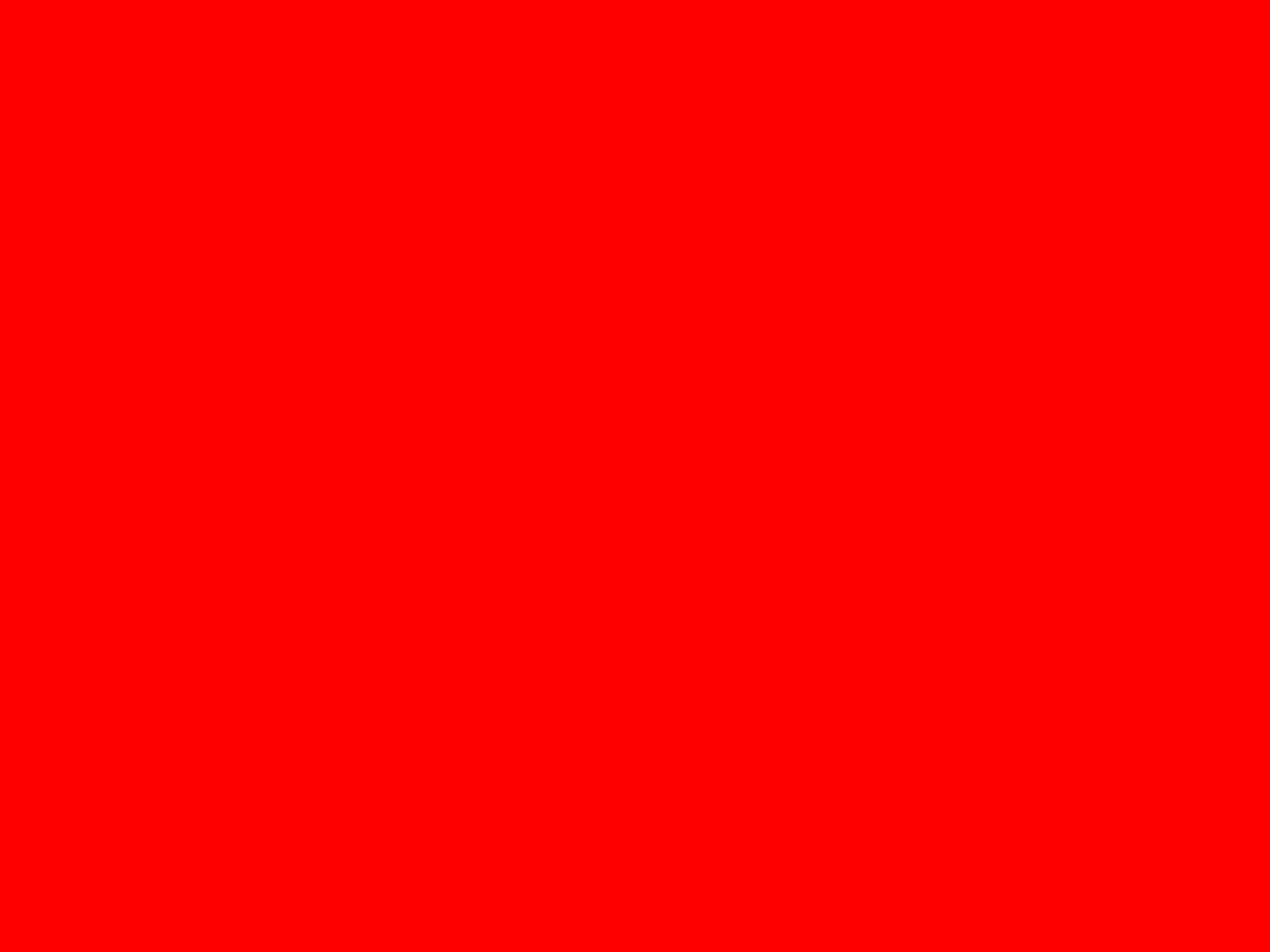 Ich sehe rot