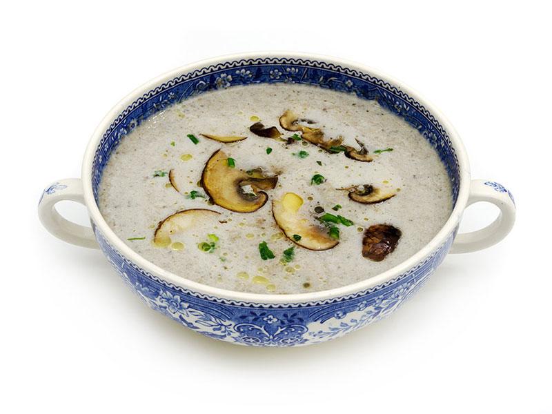 Champignon Suppe