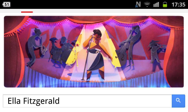 google-doodle ella fitzgerald