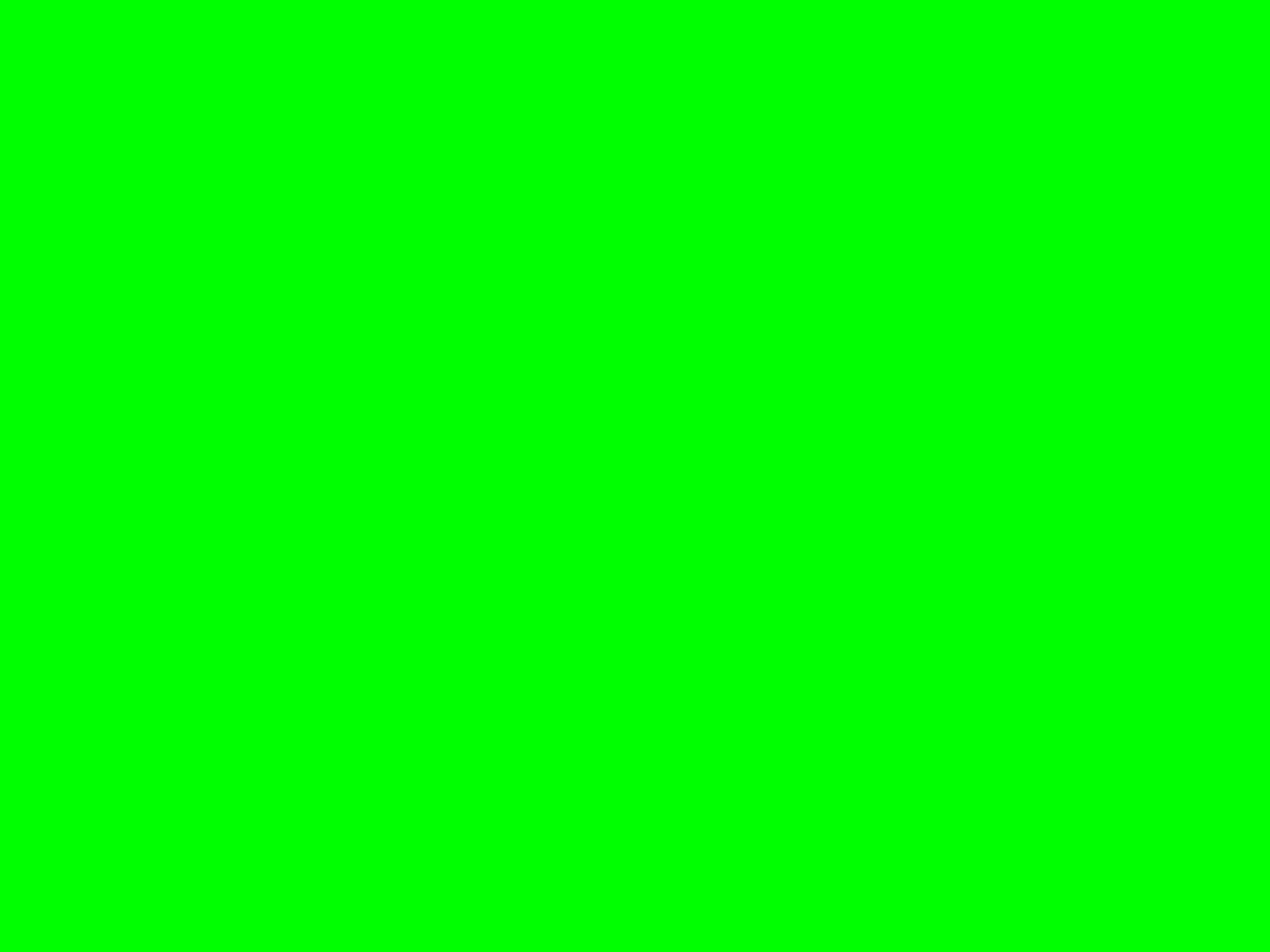 Ich sehe grün