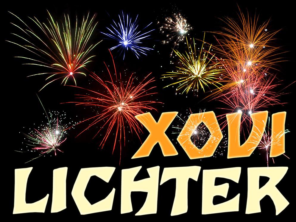 XoviLichter Feuerwerk