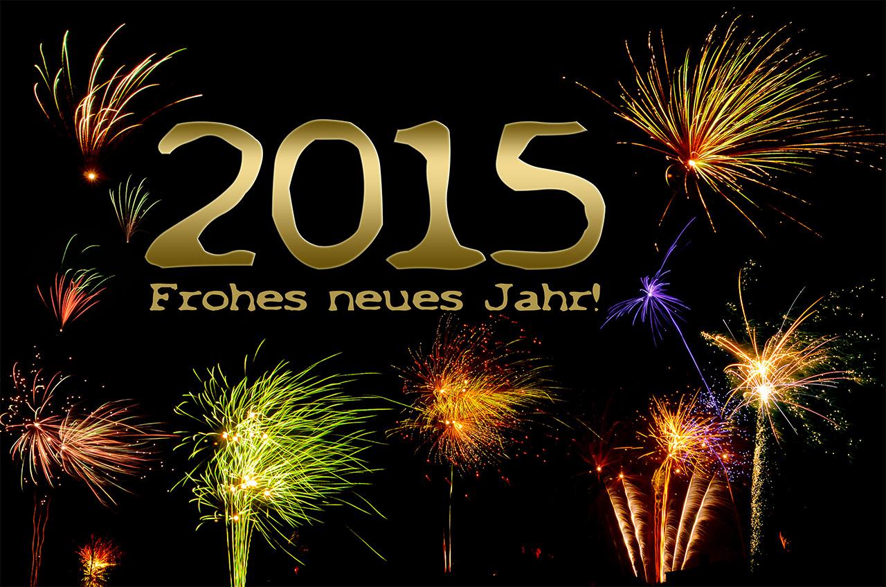 Frohes neues Jahr 2015 « Putzlowitscher Zeitung