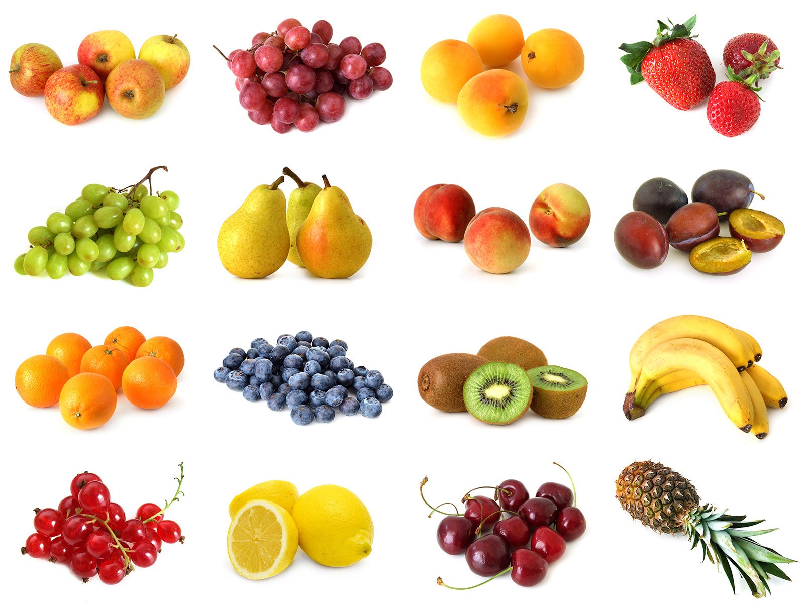 Obst-Gitter