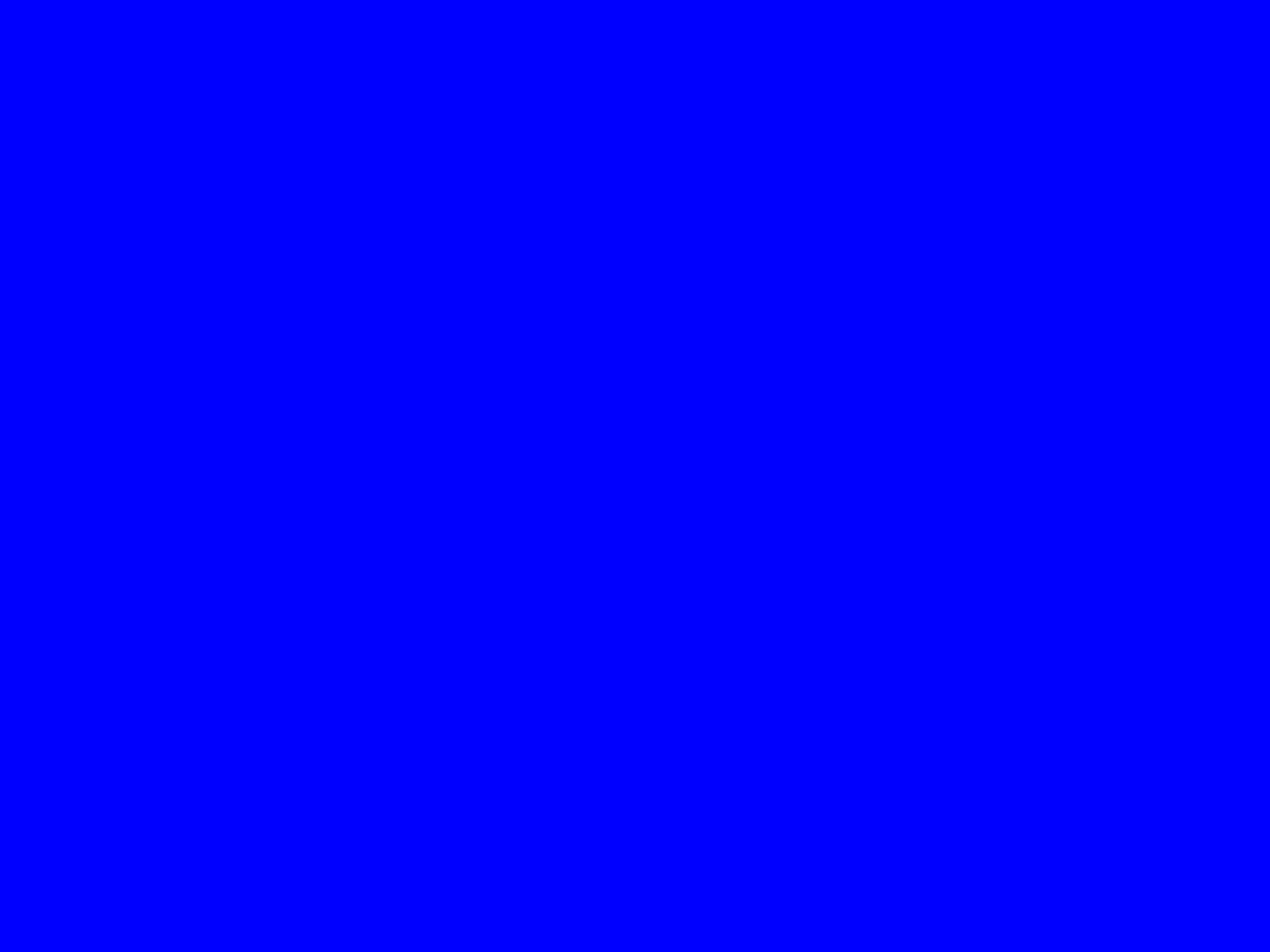 Ich bin blau
