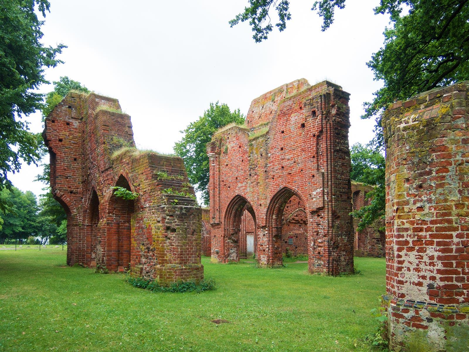 Kloster Ruine Eldena