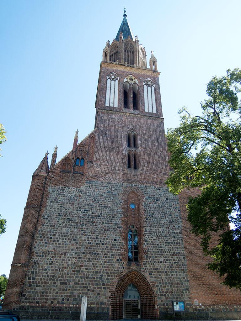 Neubrandenburg – Konzertkirche St. Marien
