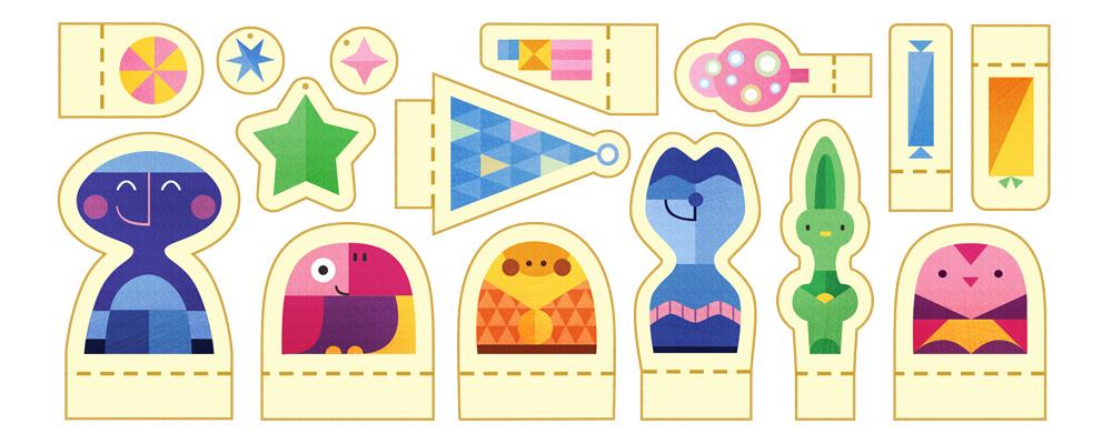 Weihnachten Google Doodle (1)