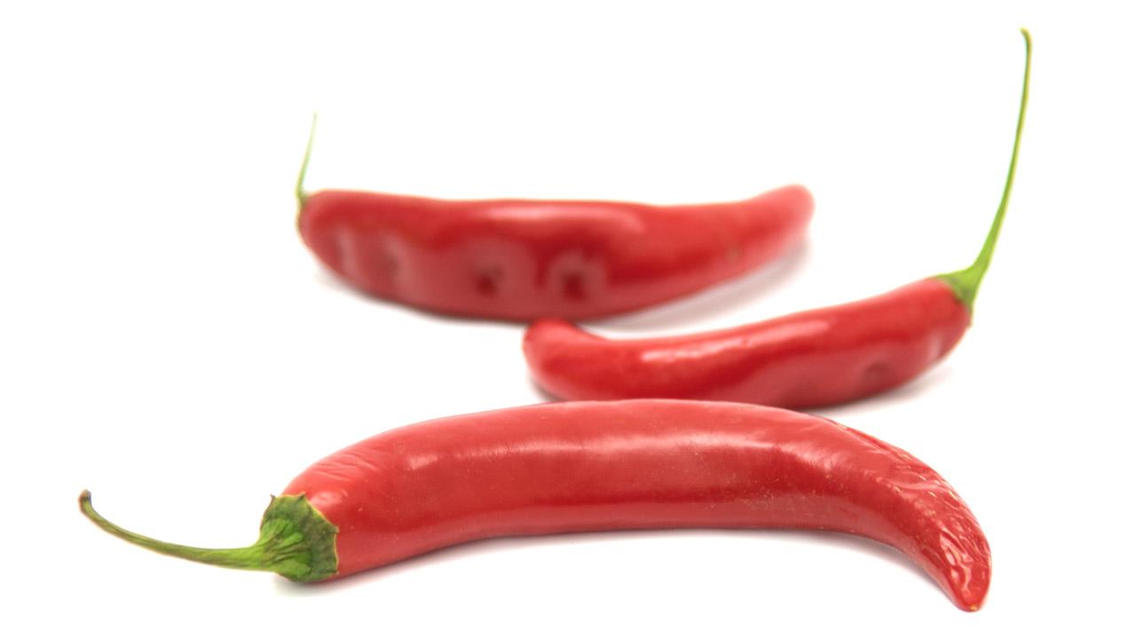 Peperoni Scoville 100-500