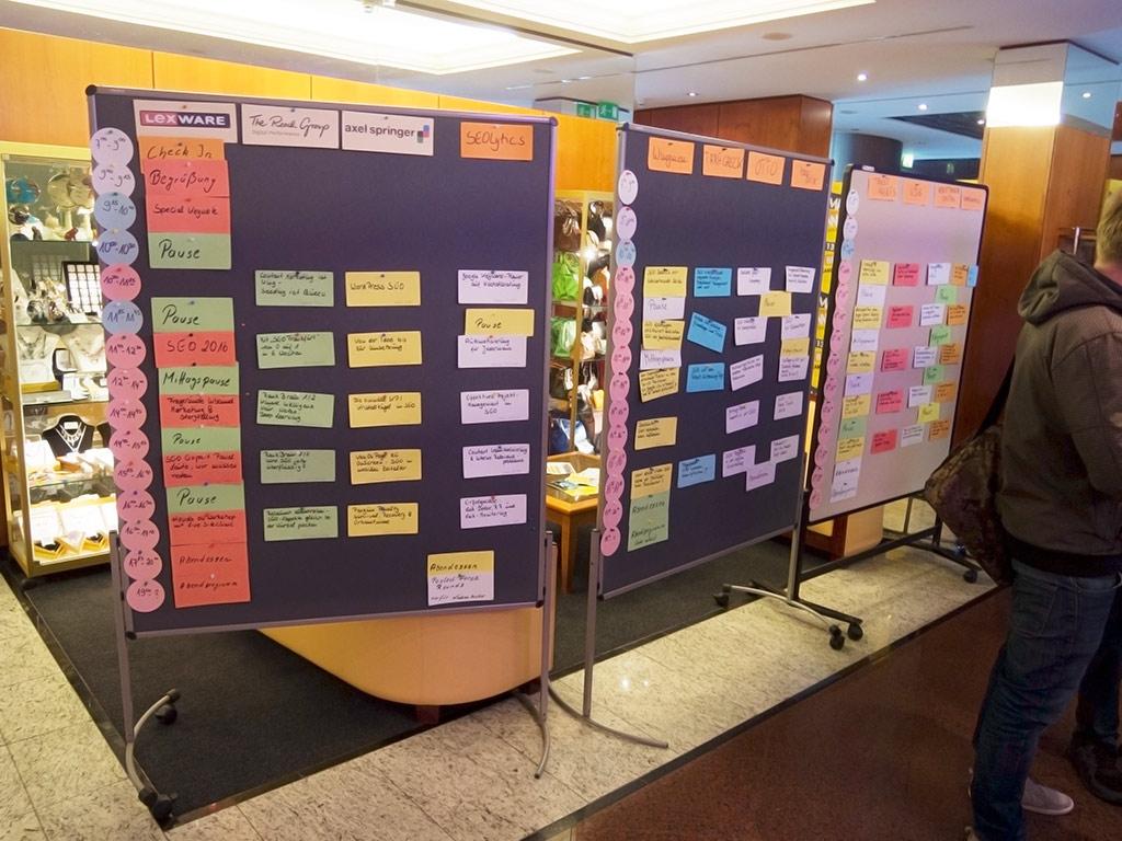 SEO-Campixx 2016 – Zeitplan