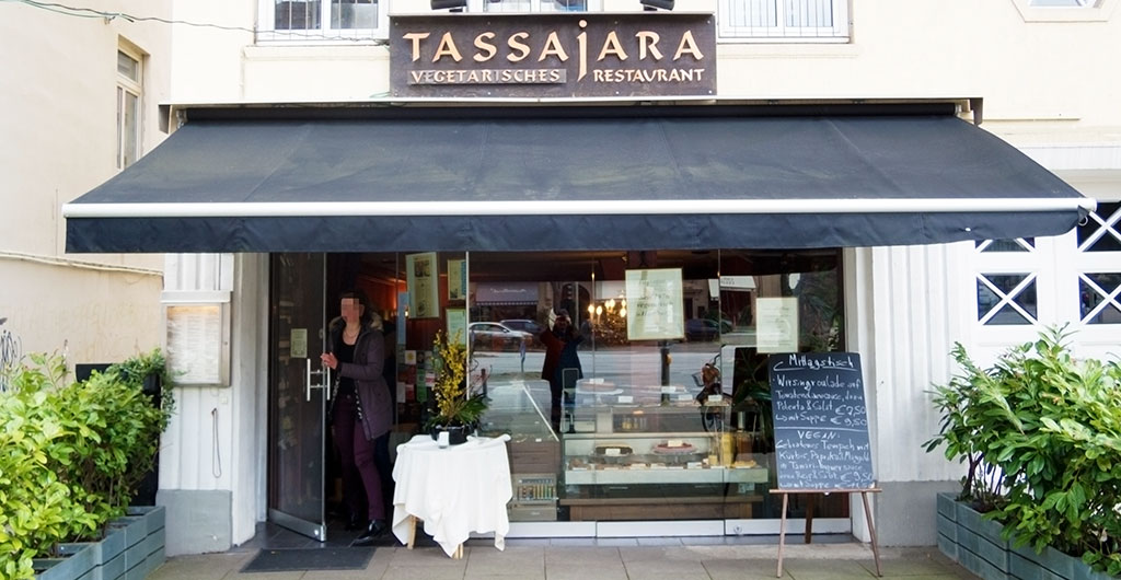 Tassajara - vegetarisches Restaurant in Hamburg-Eppendorf
