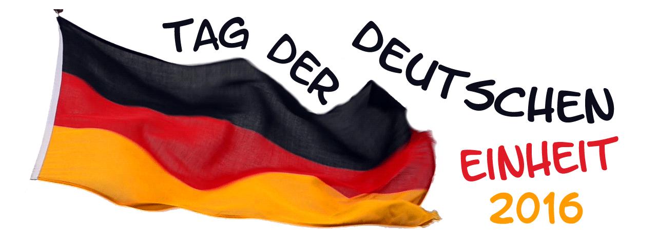 Tag der deutschen Einheit 2016