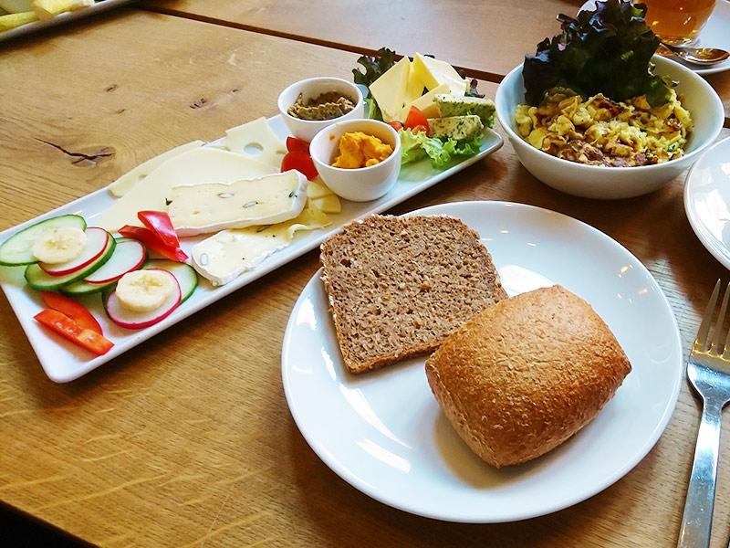MÜLLERS Cafe-Bistro-Kneipe in Schwerin – Frühstück