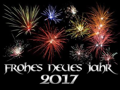 Frohes Neues Jahr 2017 Bilder 1