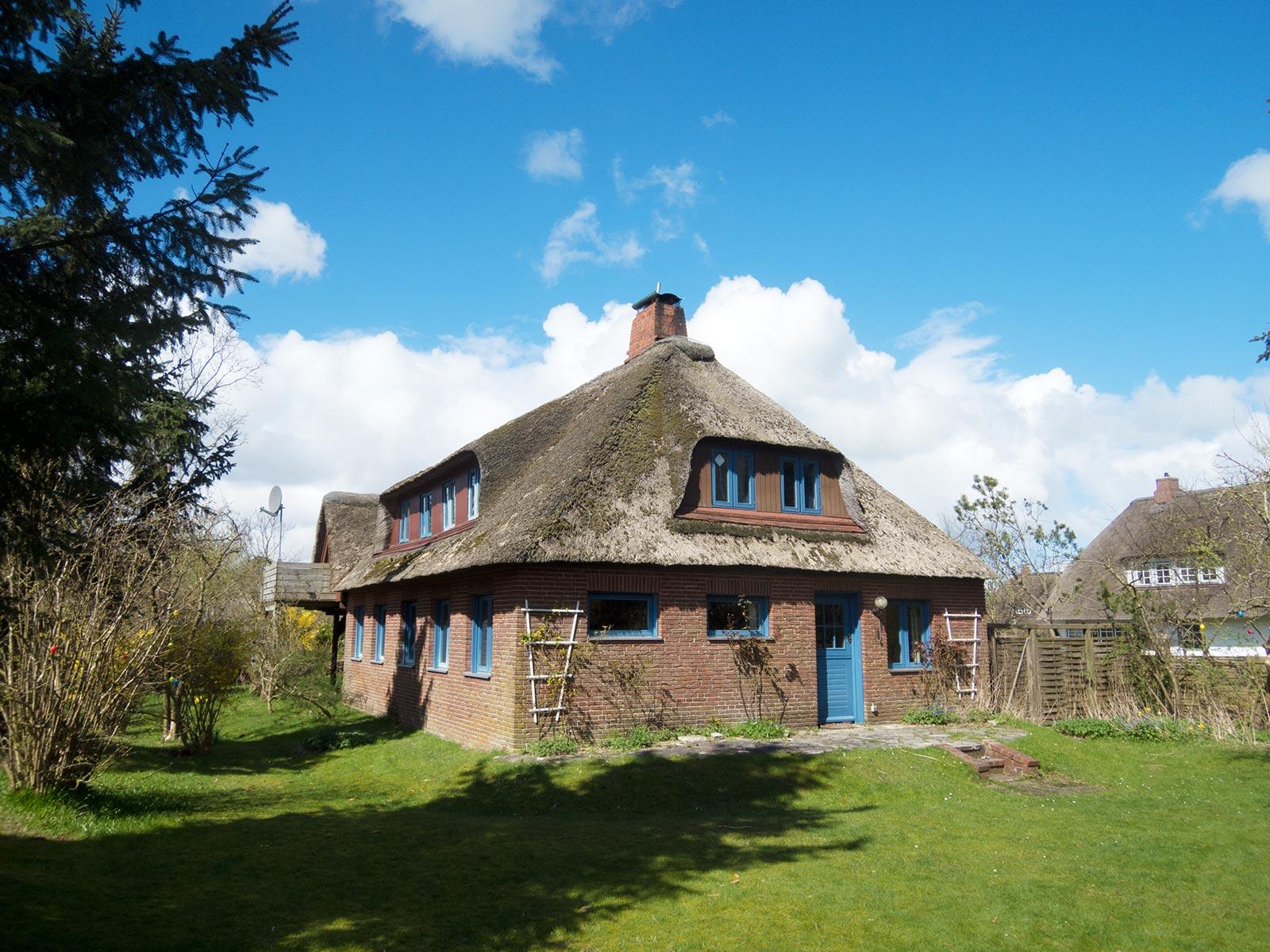 Ostern auf Föhr – Haus