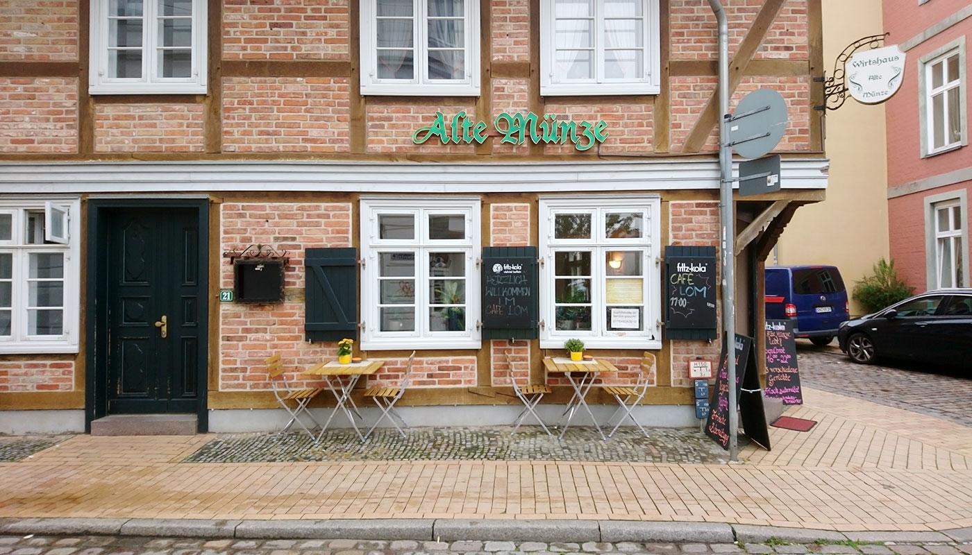Alte Münze Schwerin – Café Lom