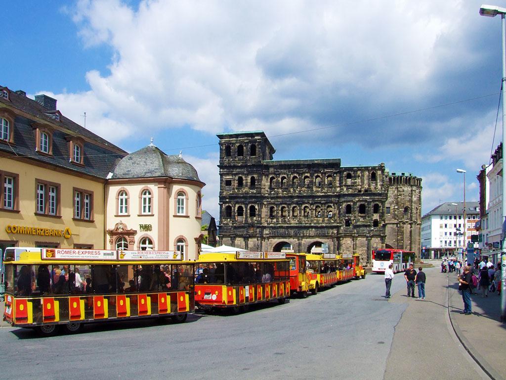 Trier: Porta Nigra