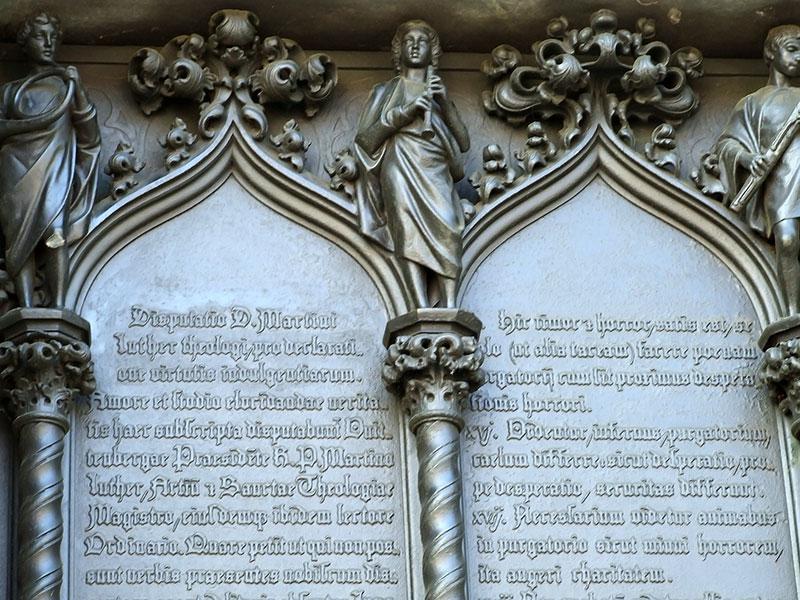 Wittenberg – Reformation: Martin Luthers 95 Thesen