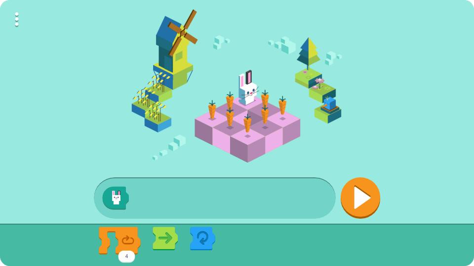 Programmiersprachen für Kinder (Google-Doodle)