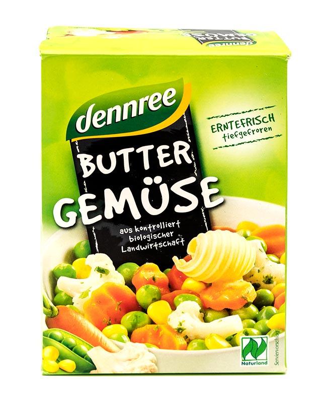 Butter-Gemüse (dennree)