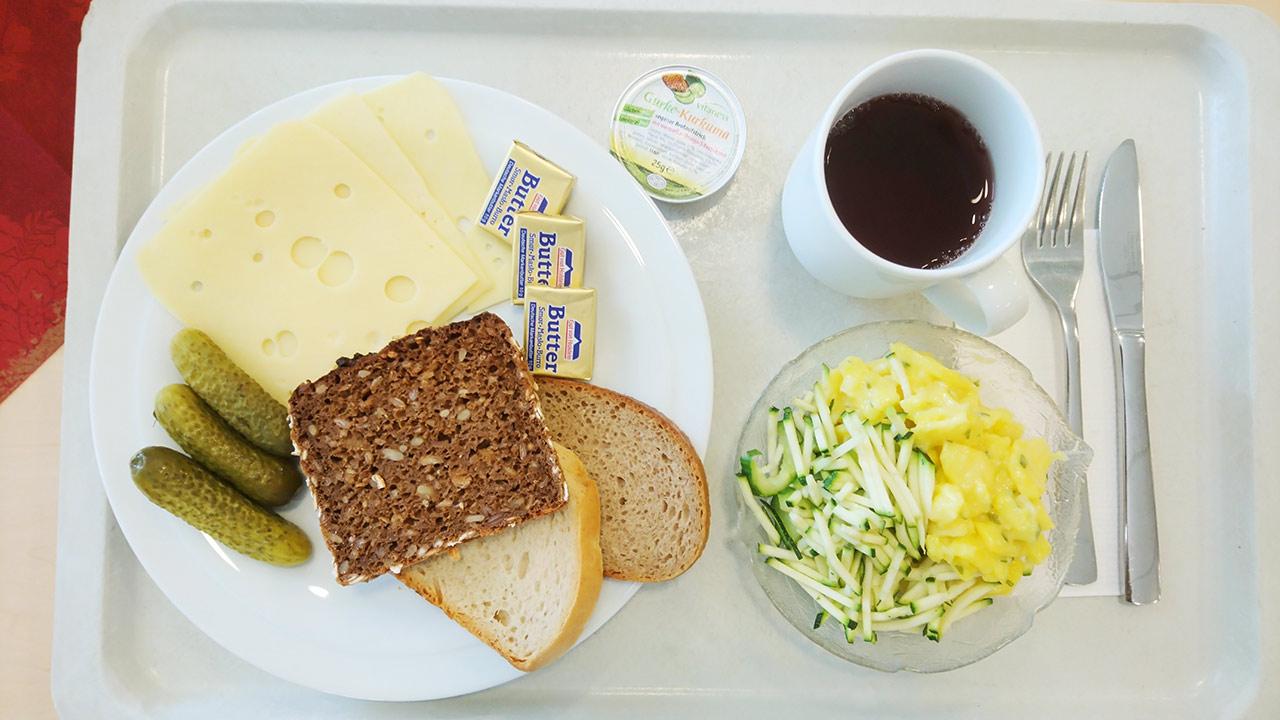 Reha-Klinik Essen (Abendbrot 1)