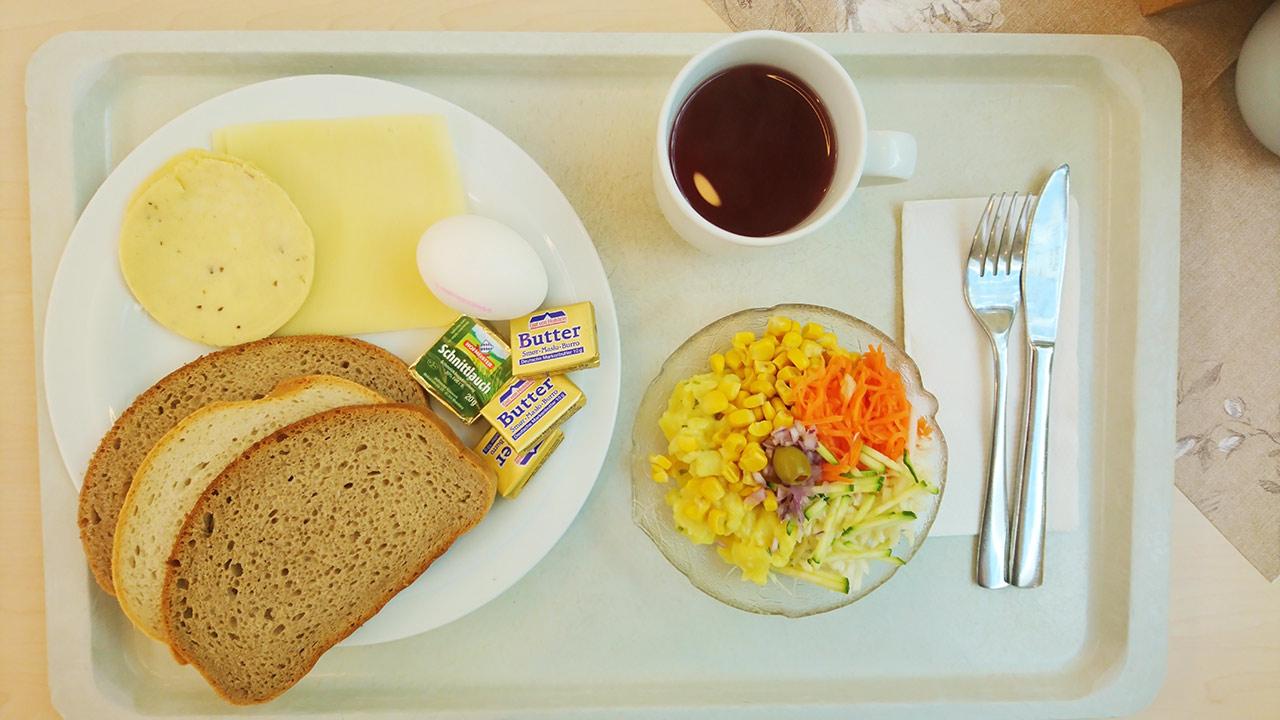 Reha-Klinik Essen (Abendbrot 2)