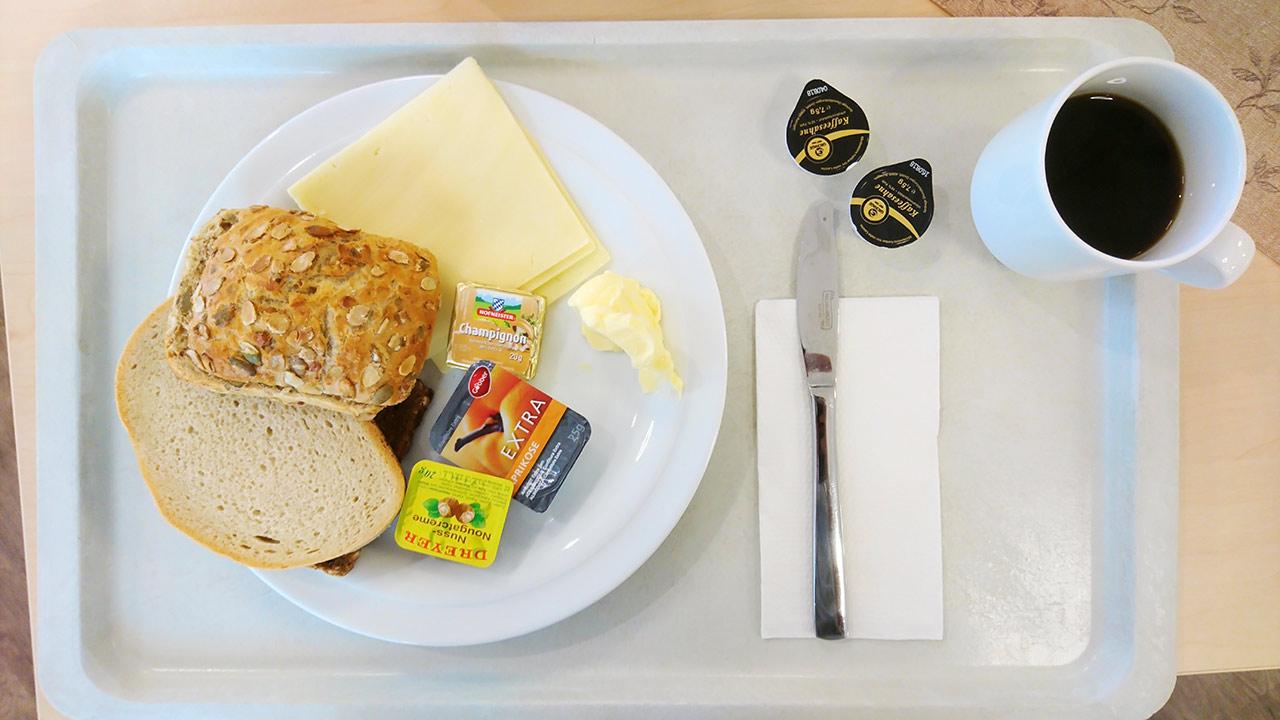 Reha-Klinik Essen (Frühstück 2)