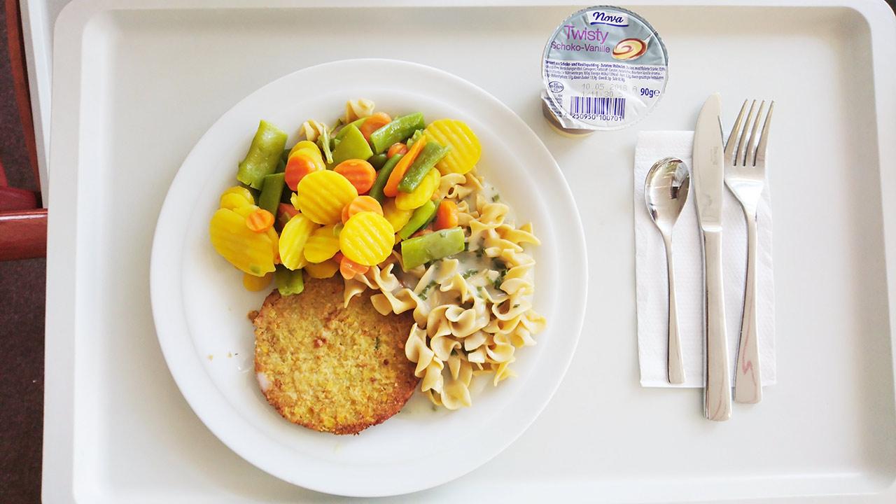 Reha-Klinik Essen (Mittagessen 1)
