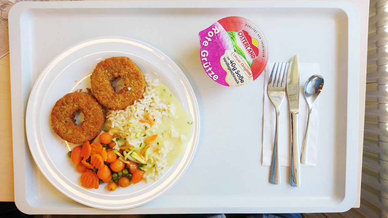 Reha-Klinik Essen (Mittagessen 2)