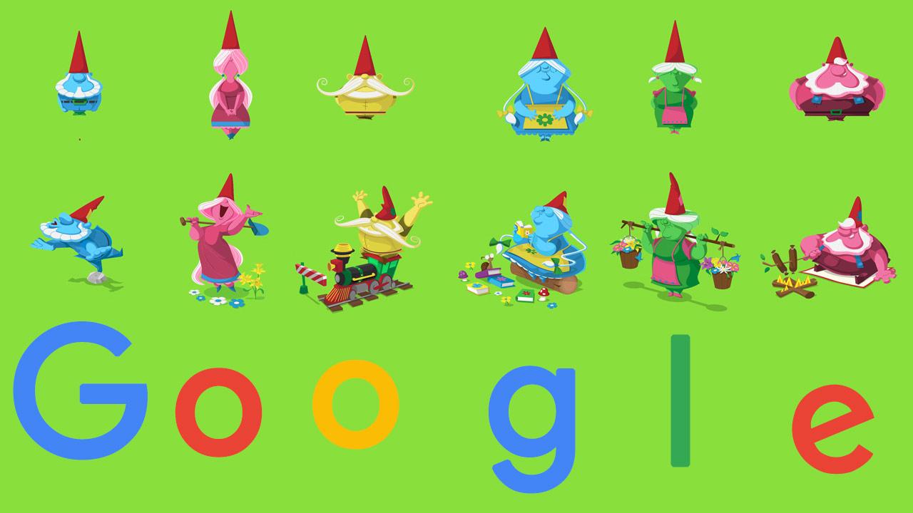 Die Google-Gartenzwerge