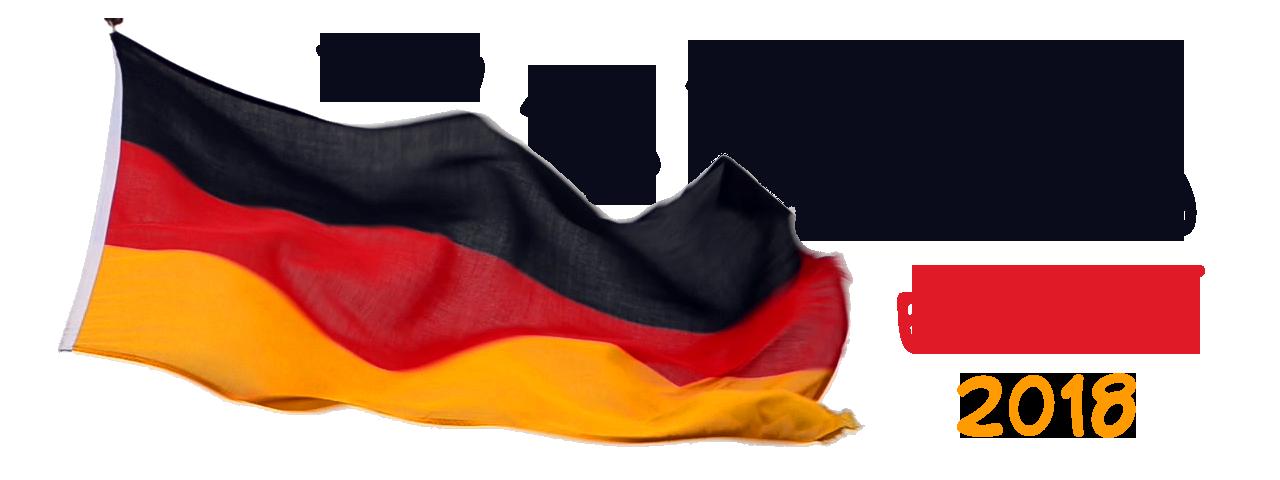 Tag der deutschen Einheit 2018 Rankingüberwachung